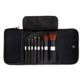 8 piece mini brush set