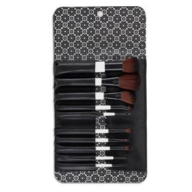 10 piece luxury brush set